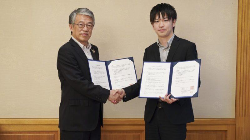 大阪市と連携協定を締結しました