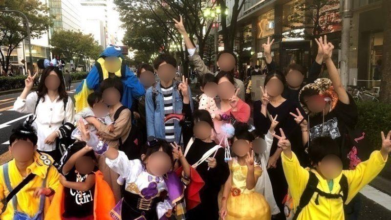 エスクル名古屋 ハロウィンパーティ 開催報告