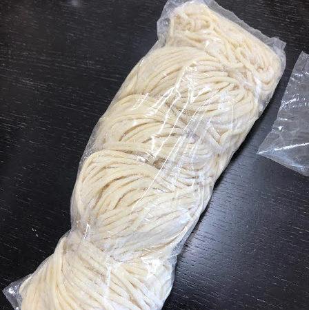 【緊急年末対応】エスクル × うどん麺プロジェクト