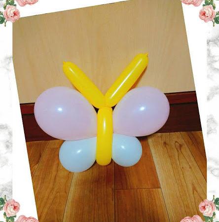 5月23日(日)親子バルーンアート教室&交流会「蝶々をつくろう🦋」のご案内