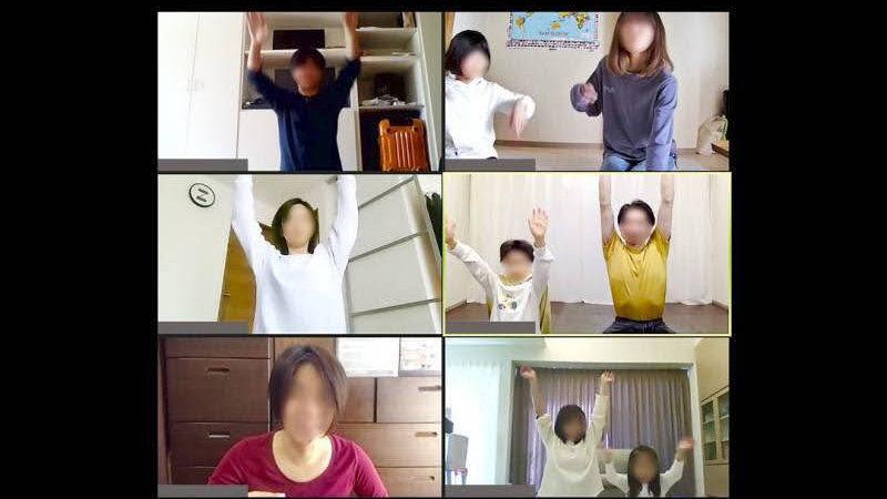5月30日(日)親子でもできるヨガ×交流会🍀のご案内