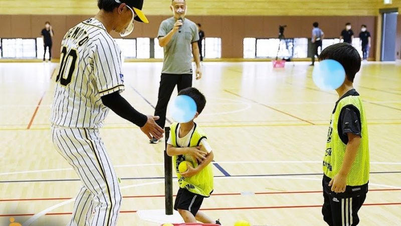 プロ野球選手OB×ひとり親家庭イベント 開催報告